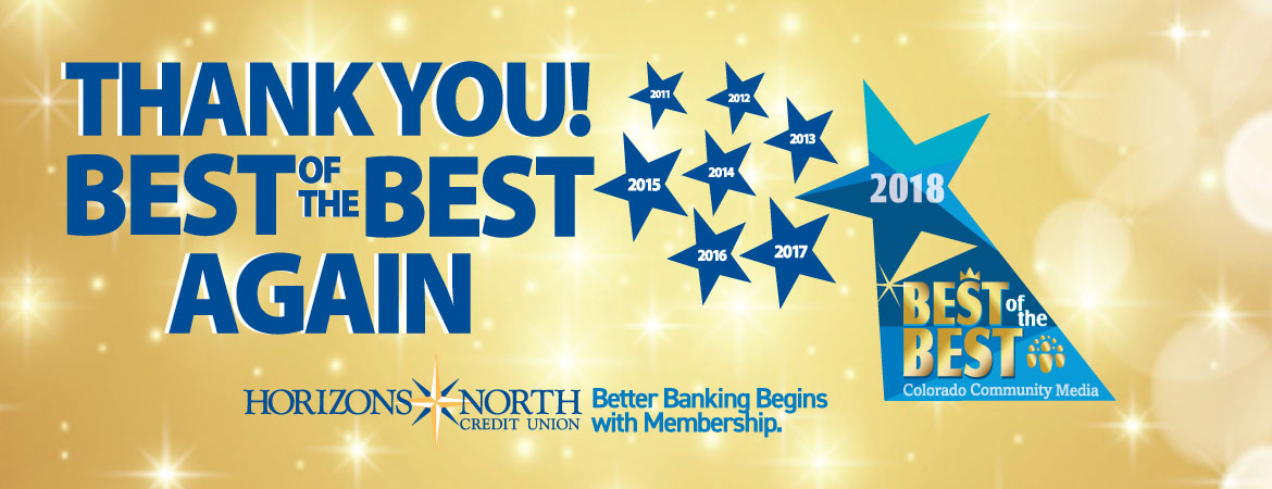 Horizon North Best of the Best Awards