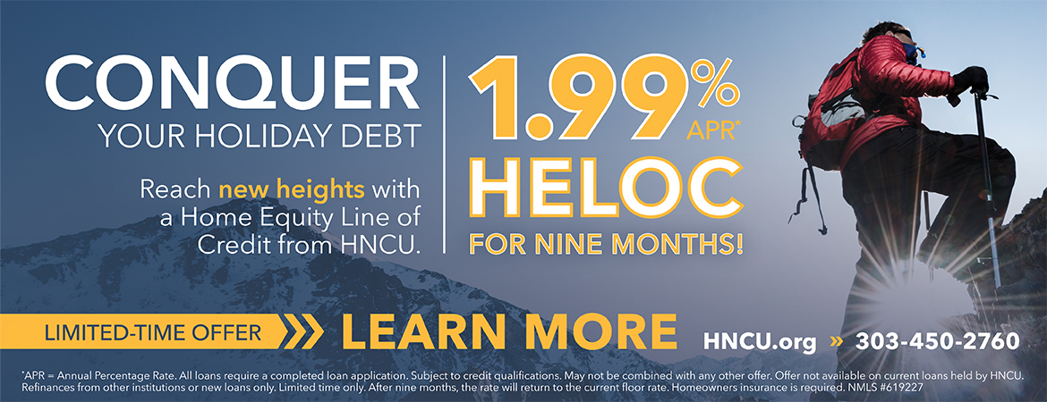 HELOC 9-month Loan Promotion