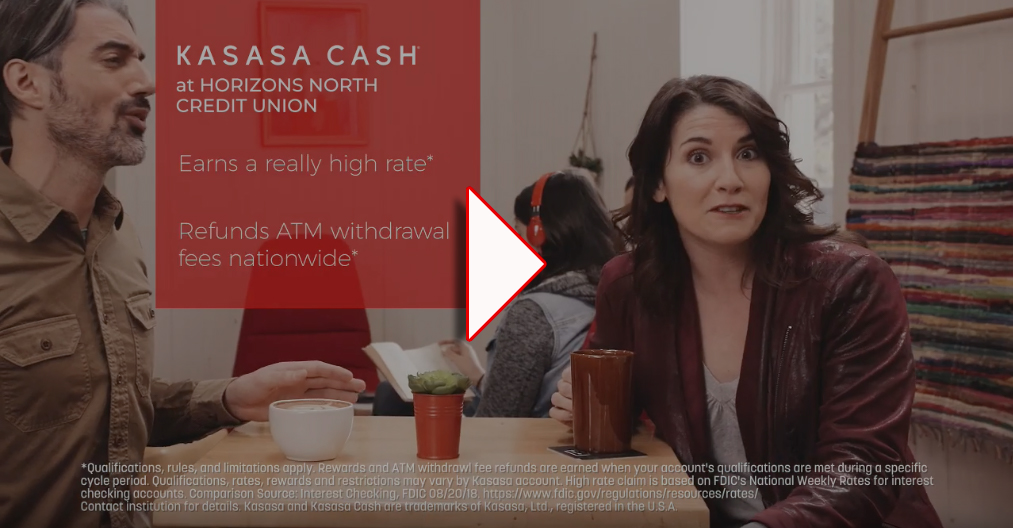Kasasa Cash Back Checking Video