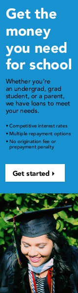 SallieMae Student Loan Banner Image - Click for more information